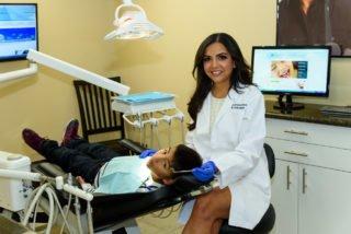 Bellflower Dentist, Dr. Nahal Heyrani