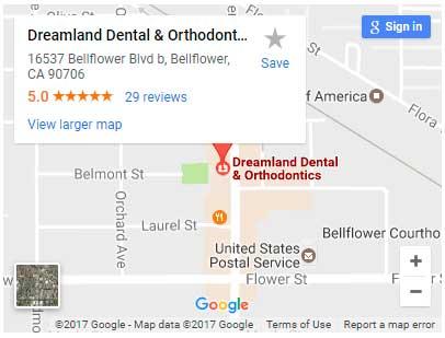 Dreamland Dental Orthodontics Dentist Orthodontist Braces - Map of us dentists by state